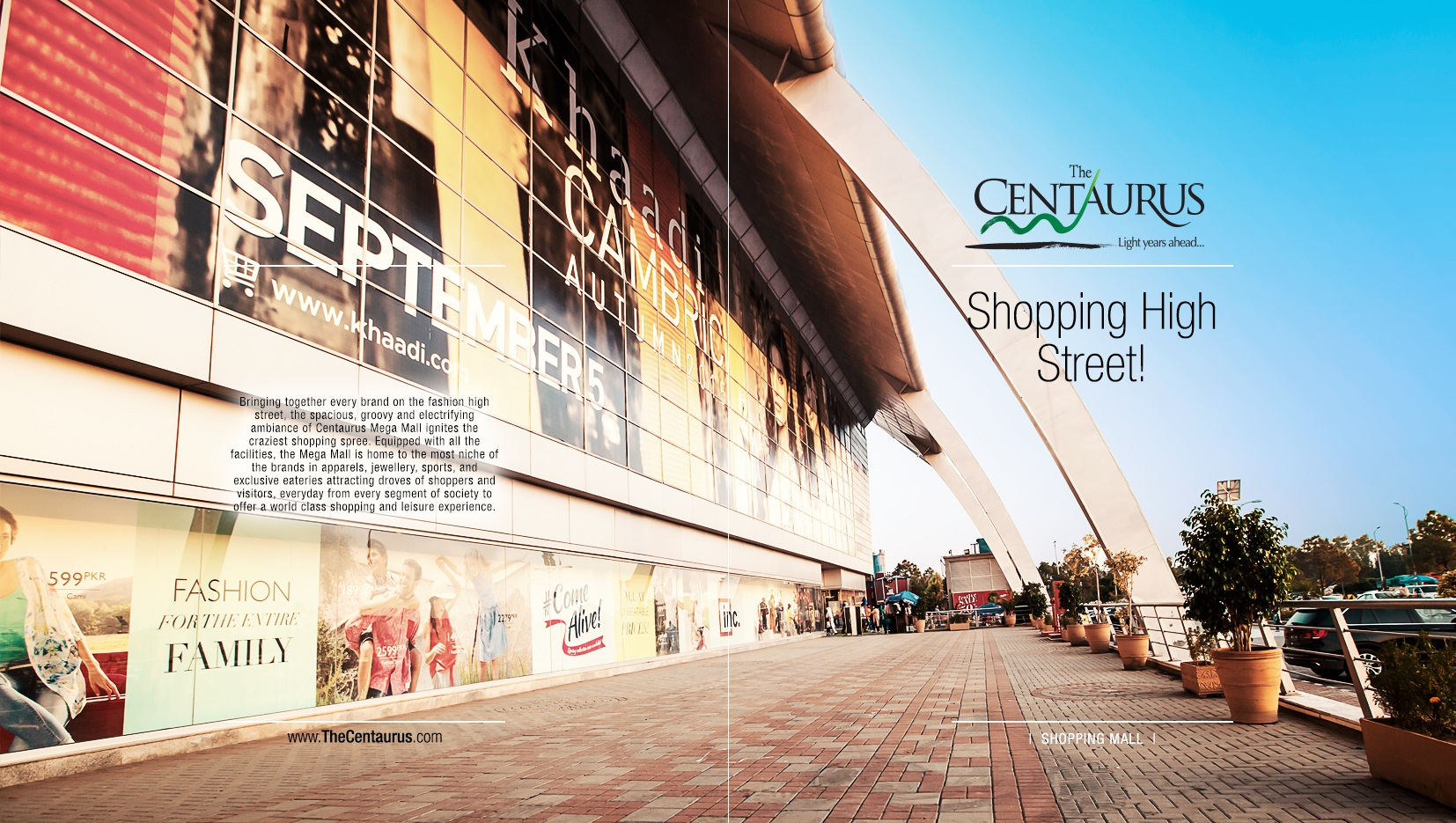 The Centaurus Mall Plan Your Shopping Spree